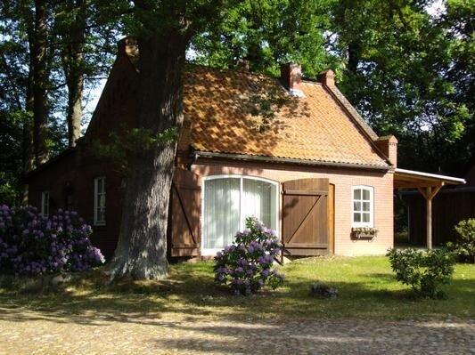 Ferienhaus Thomasburg für 1 - 2 Personen mit 1 Schlafzimmer - Ferienhaus, location de vacances à Waddeweitz