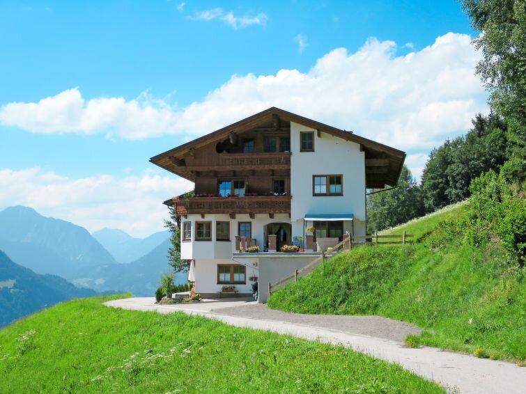 Ferienwohnung Moarerlechenhof (FGZ335) in Fügen - 4 Personen, 2 Schlafzimmer, vacation rental in Alpbach