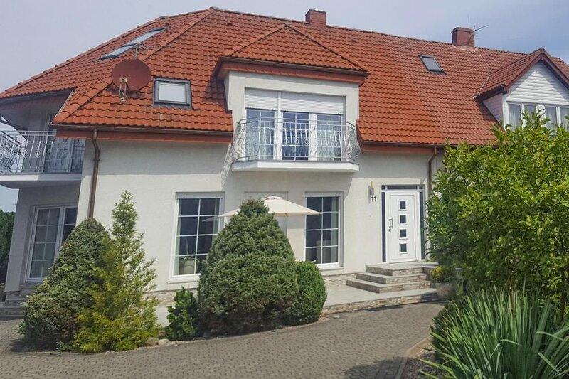 Doppelhaushälfte, Grzybowo, holiday rental in Niechorze