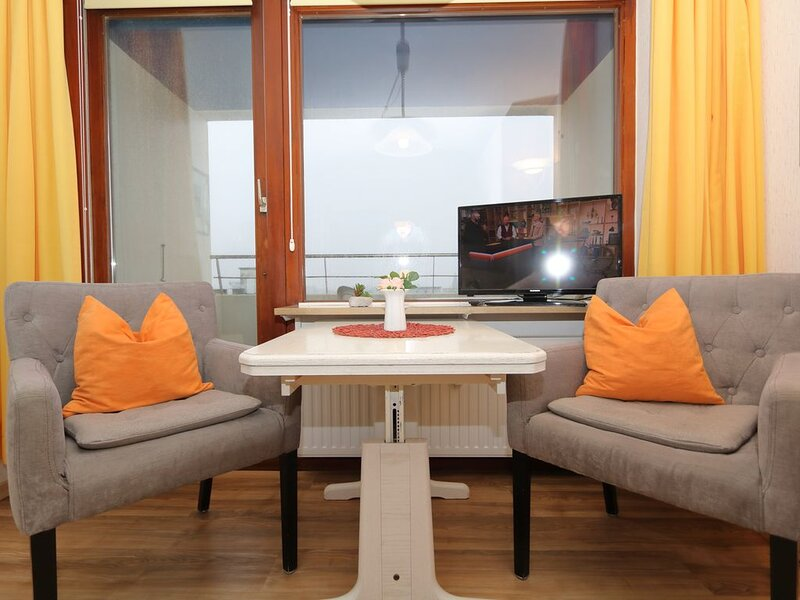 Haus am Meer14 - App. 100 OB, holiday rental in Sylt-Ost