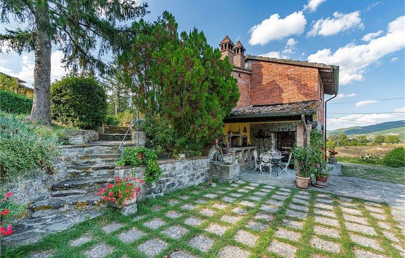 1 Zimmer Unterkunft in Arezzo -AR-, holiday rental in Palazzo del Pero