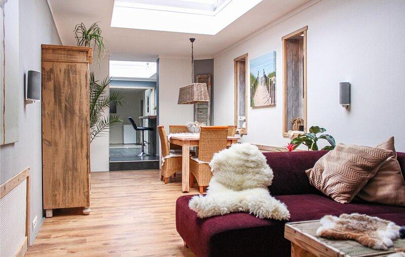 2 Zimmer Unterkunft in Yerseke, holiday rental in Sint Maartensdijk