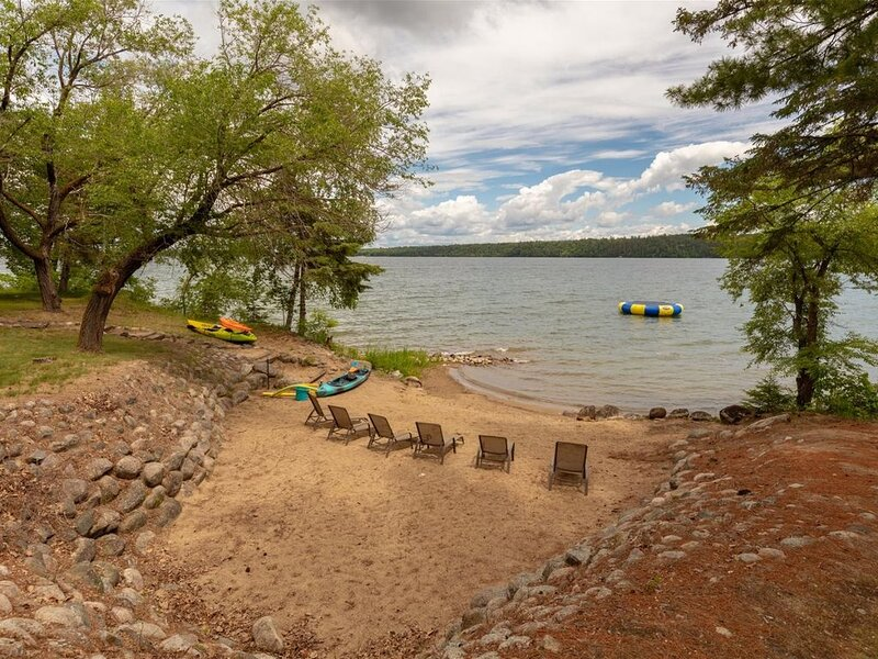 Leech Lake Cabin/Modern, Clean, Comfortable  Stunning Year Round Cabin on Leech, alquiler de vacaciones en Hackensack