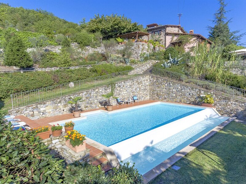 Docciolina, Greve in Chianti, Florence and Chianti, holiday rental in La Panca
