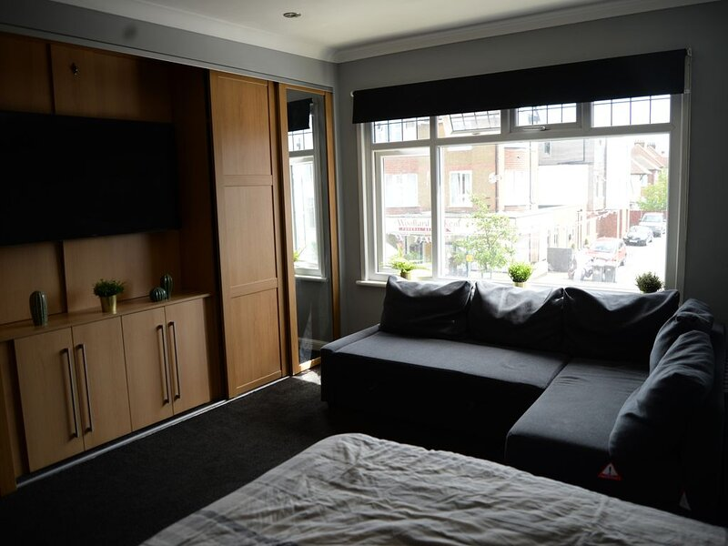 Whitstable Beach Retreat, holiday rental in Herne