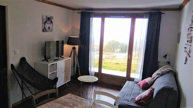 APPARTEMENT 4 PERSONNES SUPERBE  VUE SUR LA VALLEE, holiday rental in Besse-et-Saint-Anastaise