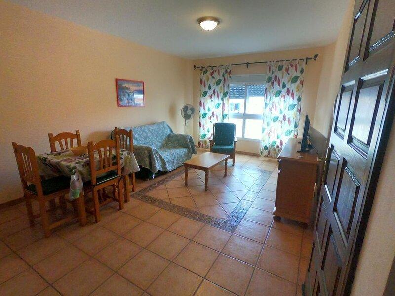 Apartamento vacacional Fuerteventura. 1A, alquiler de vacaciones en El Cotillo