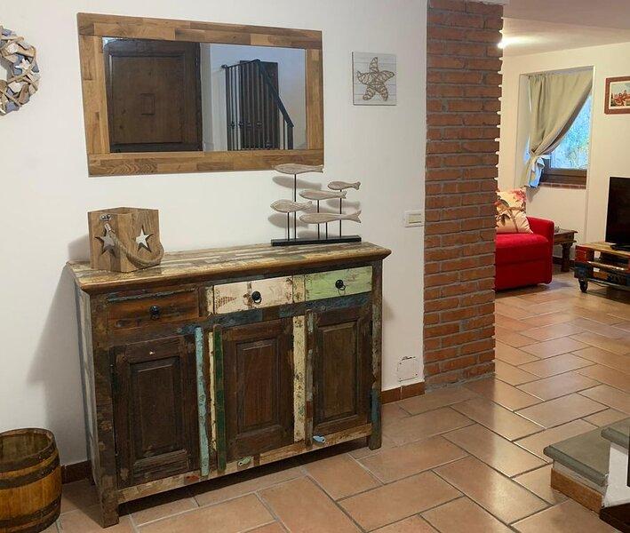 Ca de na volta - Tra Liguria e Toscana, holiday rental in Aulla