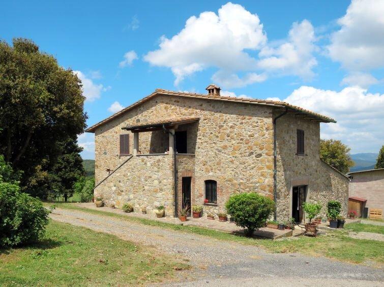 Ferienhaus Il Sorbo (PNC135) in Pomarance - 4 Personen, 1 Schlafzimmer, holiday rental in Ponteginori
