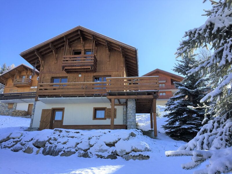 Independent Chalet Vallandry 10 / 11p, holiday rental in Landry