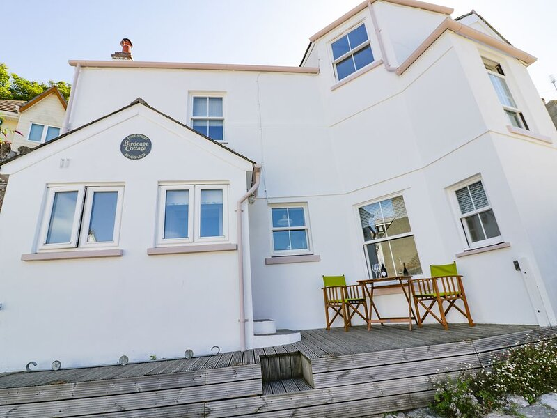 Birdcage Cottage, KINGSAND, holiday rental in Rame