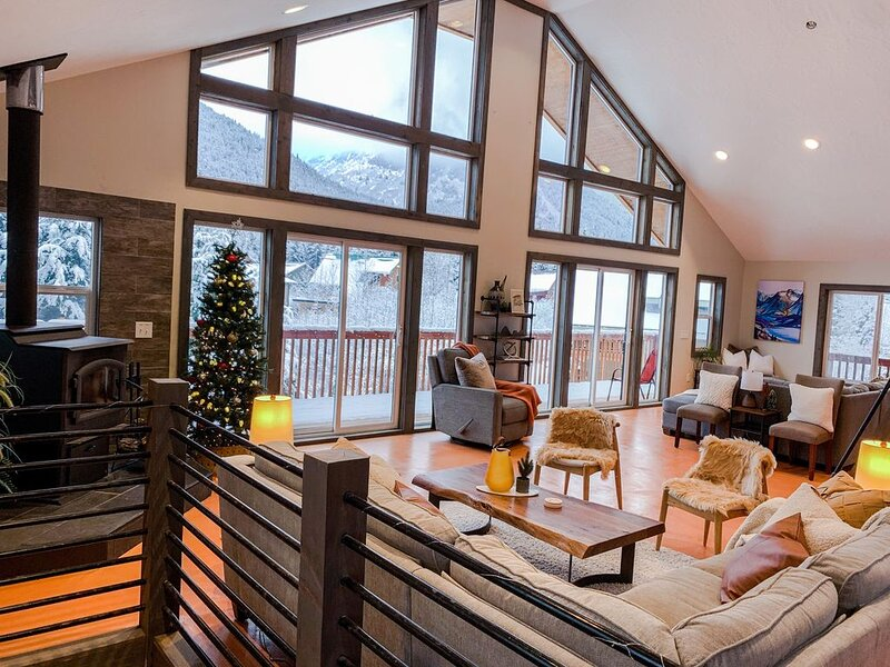 Tanner Mountain Estates, holiday rental in Girdwood