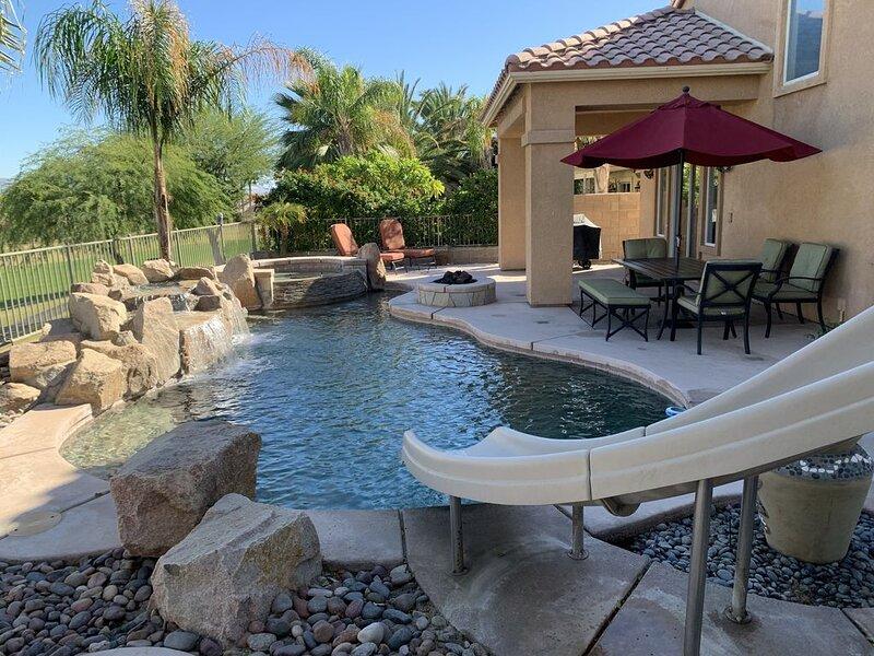 Indian Springs Country Club Builder's Model Home, alquiler de vacaciones en Indio