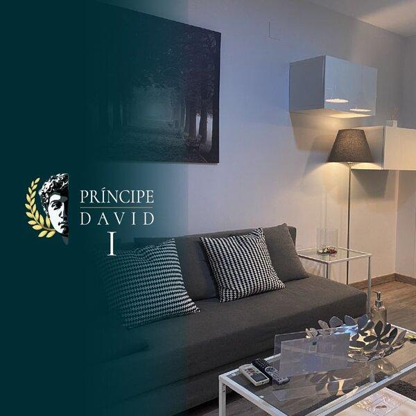 Principe David l, vacation rental in Olias del Rey
