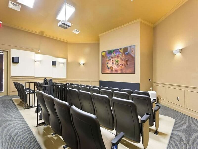 Private Movie Theater for Windsor Hills Guests