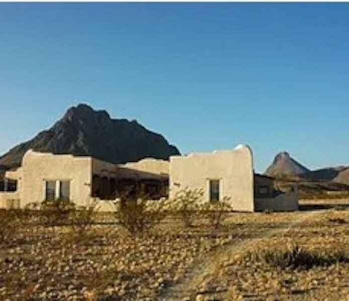 Dos Corazones - (Spanish for 'Two Hearts')  of the Big Bend, holiday rental in Big Bend National Park