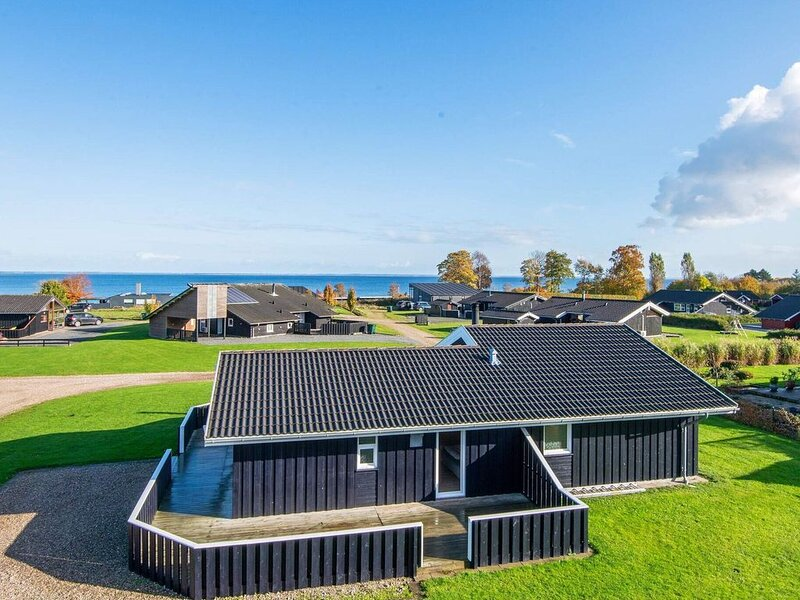 Splendid Holiday Home in Sjølund with Sauna, casa vacanza a Christiansfeld