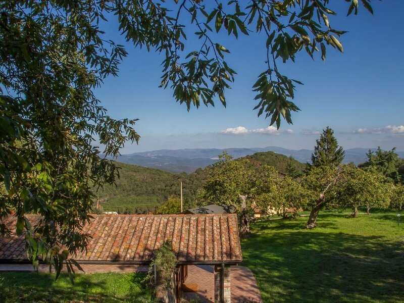 la maremma - Chalet Castagna, holiday rental in Sassetta