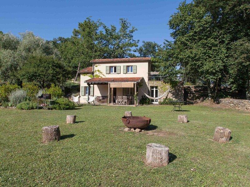 Dolina - nature, wine, trails, sea and pool - Pian della Chiesa, holiday rental in Tellaro