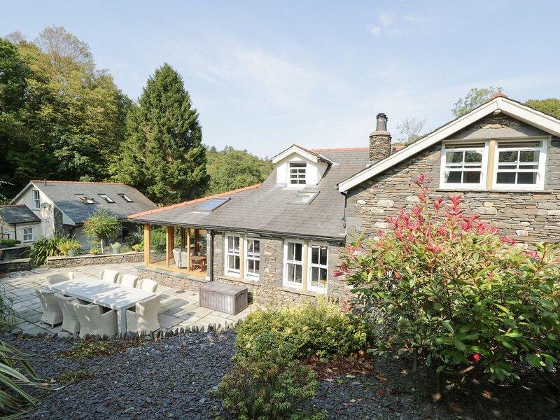 Bobbin Mill Cottage, LAKESIDE, casa vacanza a Backbarrow