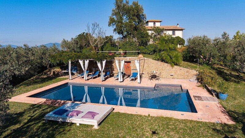 Salve Regina, Impruneta, Florence and Chianti, holiday rental in Tavarnuzze