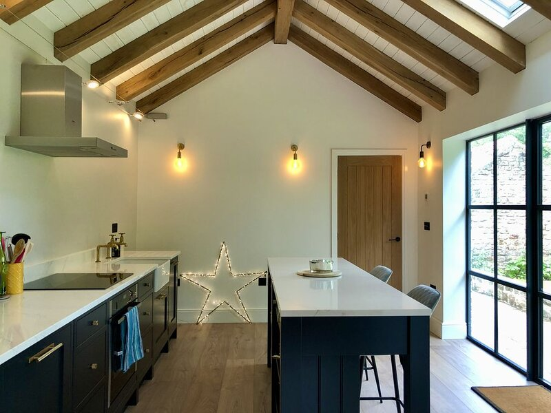 The Barn at Bradstone House (WiFi and Smart TV), casa vacanza a Boroughbridge
