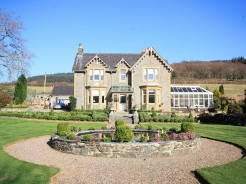 Country Residence In Conwy Valley Near Conwy, vakantiewoning in Tal-y-Cafn