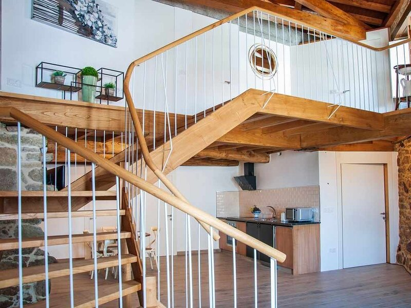 A Forxa - Casa Ferrador (Ribeira Sacra), holiday rental in Sober