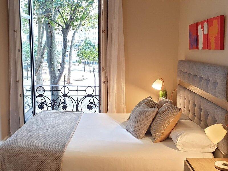 Arenal View by Forever Rentals. Apartamento de 3 dormitorios. Casco Viejo. Wifi, aluguéis de temporada em Derio