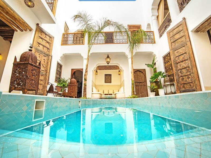 Riad Alkemia your place in Marrakech, alquiler de vacaciones en Ait Azzi