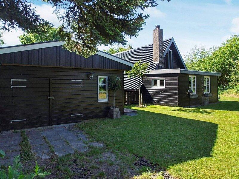 Attractive Holiday Home in Hemmet near Sea, aluguéis de temporada em Skjern