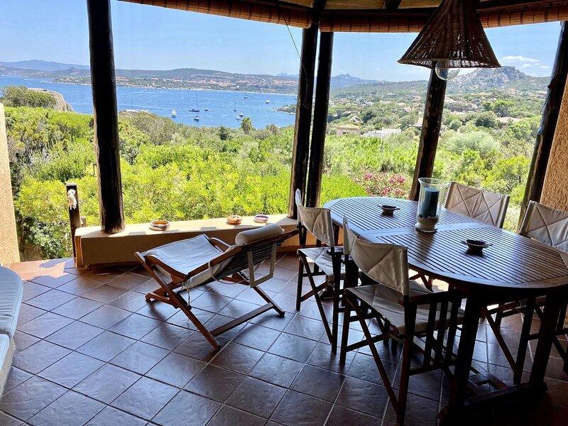 Affitto Villetta Porto Rafael - Palau, vacation rental in Costa Serena