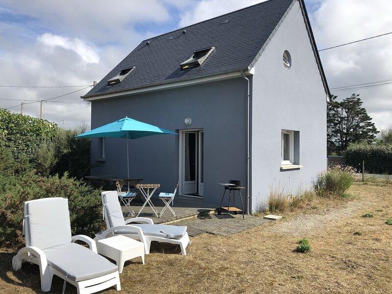 Maison à la plage, pour 6 personnes., vacation rental in Denneville