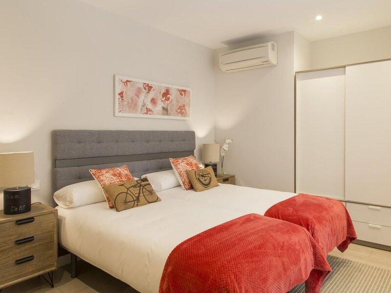 BMA5 by Forever Rentals Apartamento deluxe 3dormitorios Aire acondicionado Wifi, holiday rental in Barakaldo