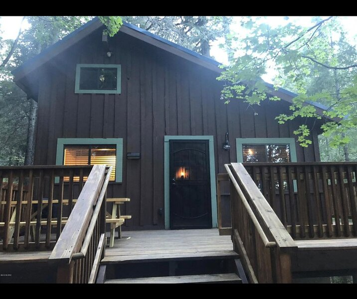 Stairway to Heaven Cabin, holiday rental in Mount Lemmon