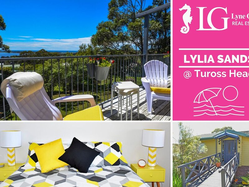 Lylia Sands * Tuross Head, vacation rental in Moruya
