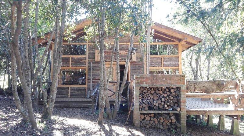 Cabaña Rústica Maravillosa, alquiler vacacional en Pucón