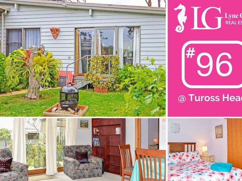 No. 96 * Tuross Head, vacation rental in Moruya