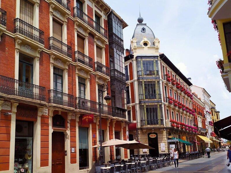 Housingleon- Las Vidrieras, alquiler de vacaciones en Provincia de León