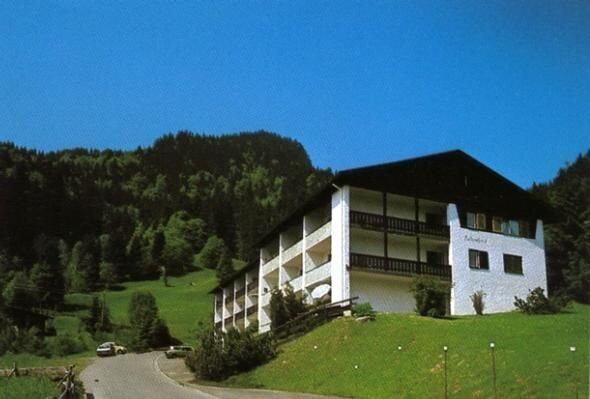 Vacation home Oberstdorf for 2 - 4 persons with 1 bedroom - Holiday apartment, holiday rental in Ofterschwang
