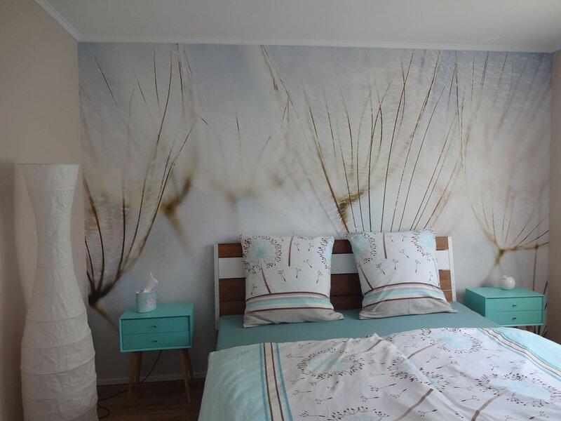 Ferienwohnung Pusteblume, 67 qm, 2 Schlafzimmer, max. 4 Personen, aluguéis de temporada em Finnentrop