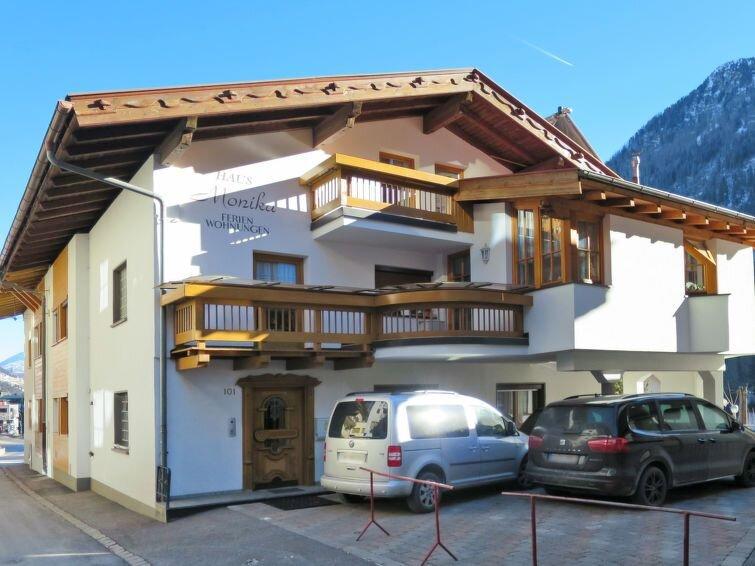 Ferienwohnung Monika (KPL561) in Kappl - 6 Personen, 3 Schlafzimmer, alquiler de vacaciones en Kappl