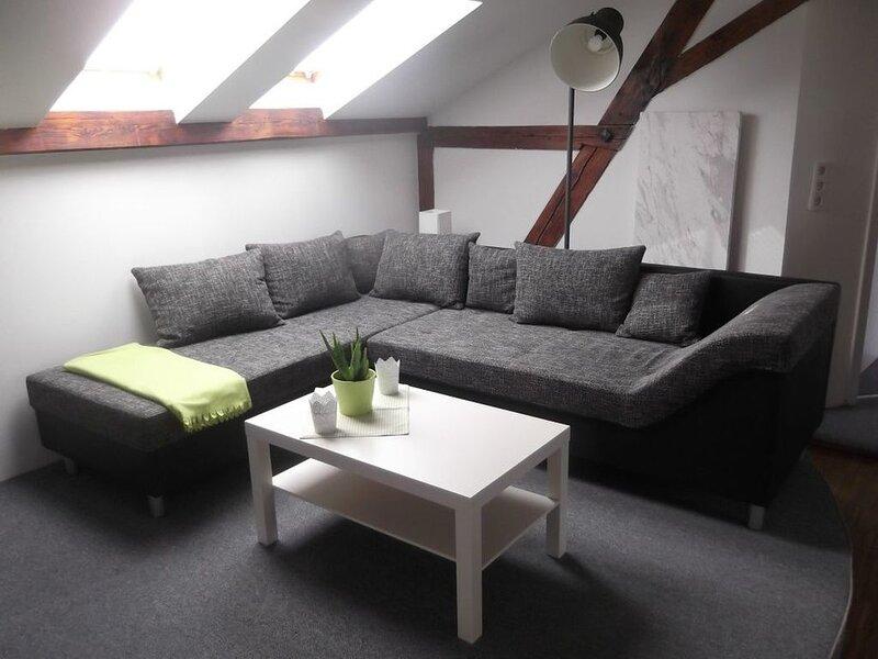 Ferienwohnung/App. für 4 Gäste mit 64m² in Ebensfeld (68171), vacation rental in Ebern