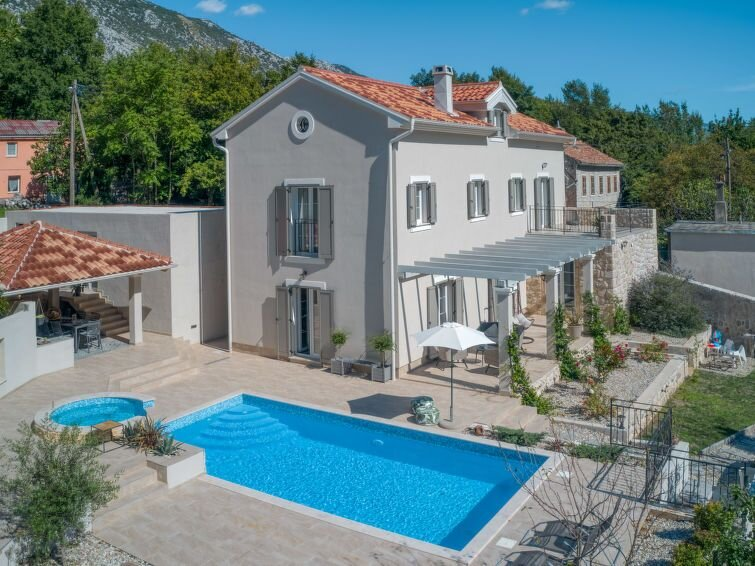 Ferienhaus Frangipane (CKV405) in Crikvenica - 10 Personen, 4 Schlafzimmer, casa vacanza a Jadranovo