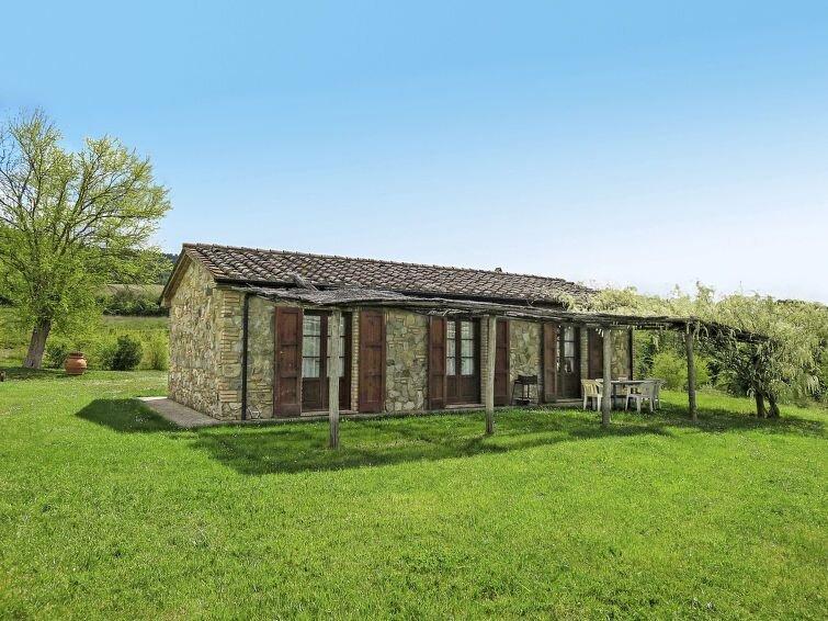 Ferienhaus Villetta di Monterufoli Glicine (CNN113) in Canneto - 4 Personen, 2 S, alquiler vacacional en Sasso Pisano