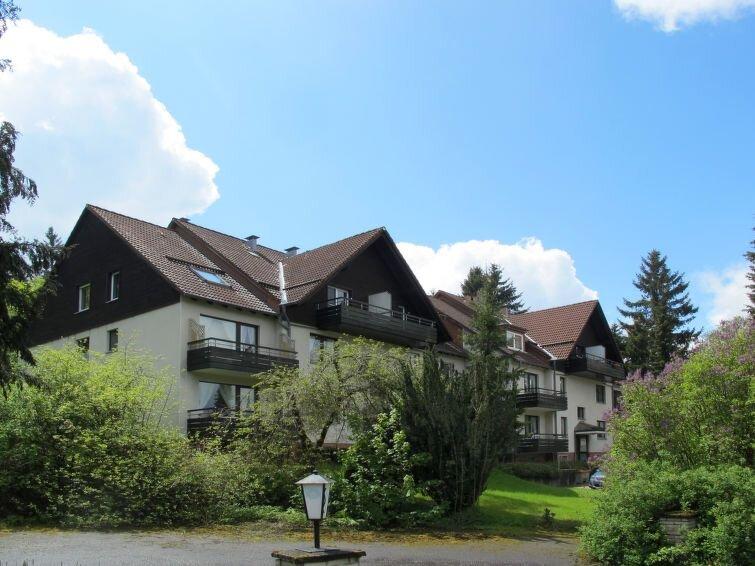 Apartment Ferienwohnung Wanderfreund  in Hahnenklee/ Bockswiese, Harz / Thuring, holiday rental in Hahnenklee-Bockswiese
