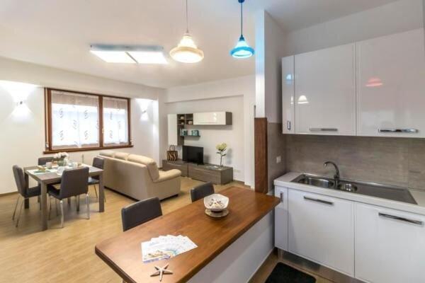 Ferienwohnung Silvi Marina für 6 Personen mit 2 Schlafzimmern - Ferienhaus, vacation rental in Fonte Umano-San Martino Alta