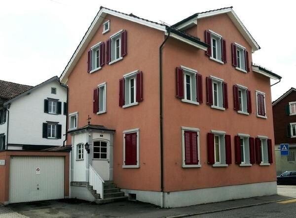 Ferienwohnung Gossau SG für 2 - 6 Personen mit 2 Schlafzimmern - Ferienwohnung i, holiday rental in Lutisburg