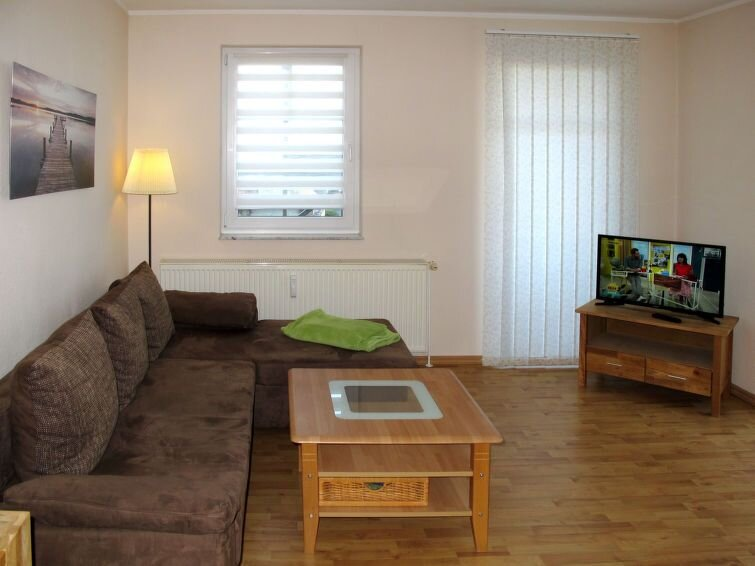 Apartment Wohnung Hohe Str  in Zinnowitz, Usedom - 4 persons, 1 bedroom, holiday rental in Zinnowitz