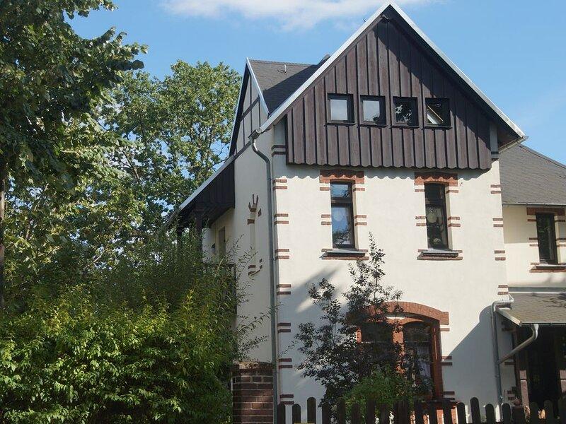 Villa1895im Grünen, location de vacances à Halle